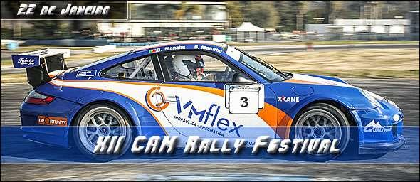 11º CAM Rally Festival