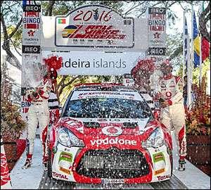 Citroën Vodafone Team focado na defesa do título