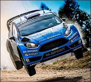 Ostberg e Prokop unem esforços no WRC
