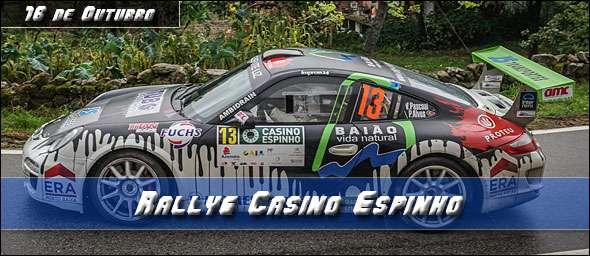 Rallye Casino Espinho