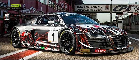 Audi WRT