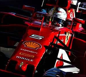 Tudo a postos para o regresso da Fórmula 1!