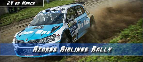 Azores Airlines Rally