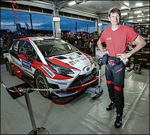 Marcus Gronholm de regresso ao WRC