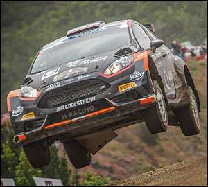 Video: Azores Airlines Rally