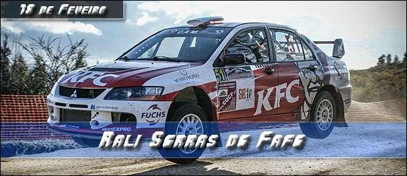Rali Serras de Fafe