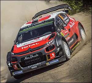 Fotografias: Vodafone Rally de Portugal