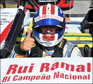 Rui Ramalho conquista pleno em 2018