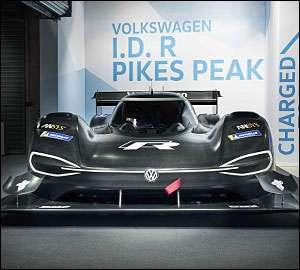 VW aponta ao recorde em Pikes Peak