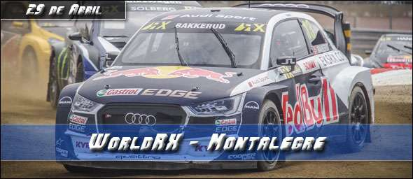 WorldRX - Montalegre
