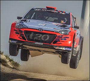 WRC no Rali Serras de Fafe e Felgueiras