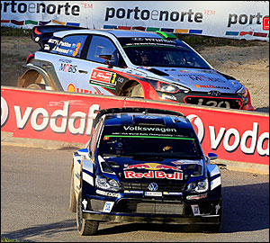 Rally de Portugal com percurso renovado