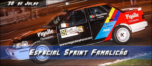Especial Sprint Famalicão