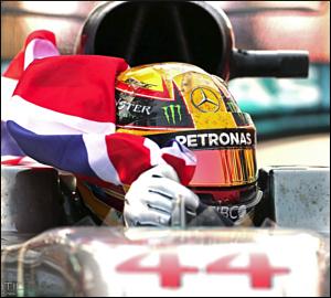 Domínio de Lewis Hamilton em Montreal