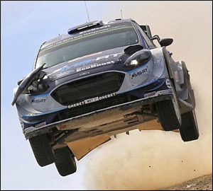 Ott Tanak estreia-se nas vitórias no WRC