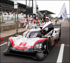 Porsche domina 6 Horas de Nurburgring