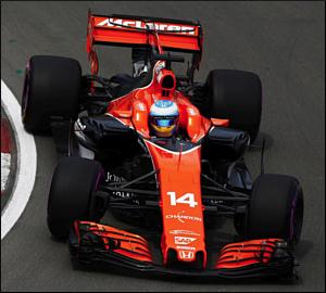 McLaren troca motores Honda por Renault