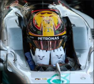 Hamilton a um pequeno passo do título!