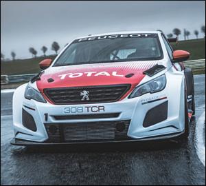 Peugeot Sport desvenda 308TCR