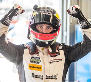 Brilhante vitória de Filipe Albuquerque em Daytona