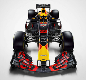 A nova temporada da Fórmula 1