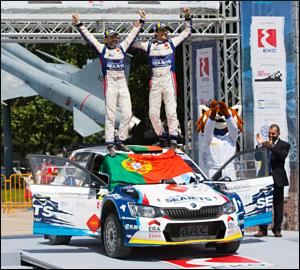 Vitória histórica para a ARC Sport na Grécia