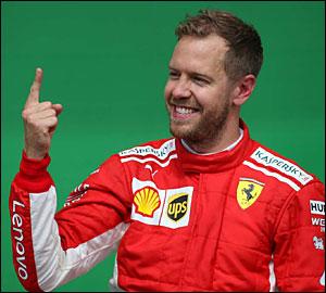 Ferrari confirma saída de Vettel no final de 2020