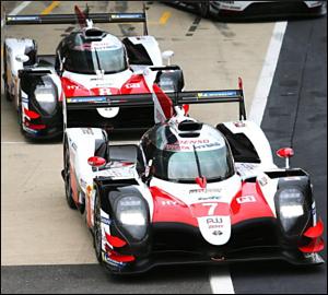 Toyota desqualificada das 6 Horas de Silverstone