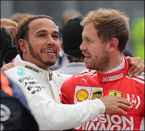 Lewis Hamilton conquista penta no México