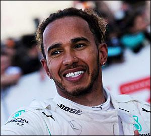 Lewis Hamilton a um passo do título mundial