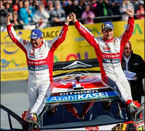 Sébastien Loeb bate concorrência na Catalunha