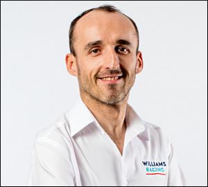 Robert Kubica confirmado na Williams
