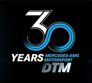 30 anos de Mercedes no DTM