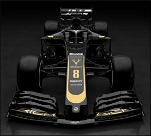 Haas F1 revela novas cores para 2019