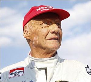 A perda de um Herói: Niki Lauda