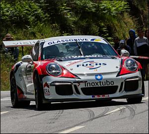 Vitória na estreia do Porsche 991 GT3 Cup