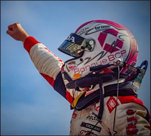 Tiago Monteiro com triunfo emotivo em Vila Real