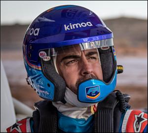 Fernando Alonso confirmado para Dakar 2020