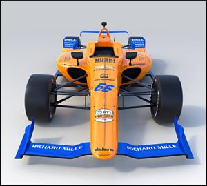 McLaren com aposta reforçada na Indycar