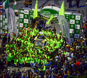Teodósio/Teixeira: Campeões Nacionais de Ralis!