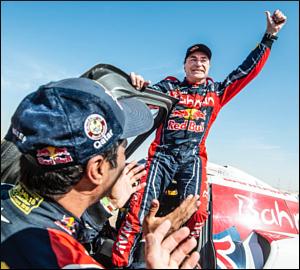 Sainz e Brabec vencem edição histórica do Dakar