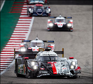 Rebellion Racing vence Lone Star Le Mans