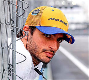 Ferrari anuncia Carlos Sainz para 2021