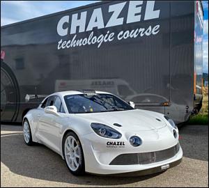 Fafe será palco da estreia do Alpine A110 RGT