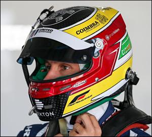 Filipe Albuquerque vence 24h de Le Mans
