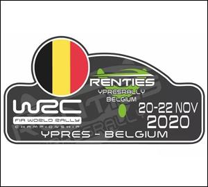 A mais recente baixa do WRC: Rali de Ypres
