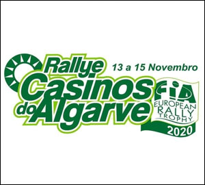 Rallye Casinos do Algarve adiado