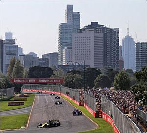 Fórmula 1 com arranque adiado em 2021