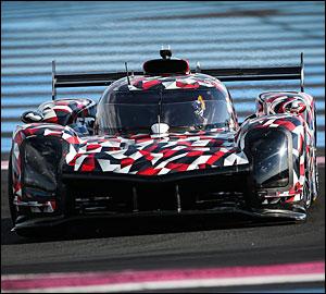 Toyota Gazoo Racing revela GR010