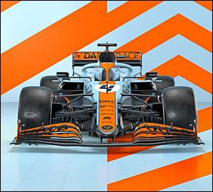 McLaren com cores da Gulf no GP do Mónaco